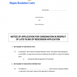Condonation-for-the-Late-Filing-of-Rescission-Application-DRC-1